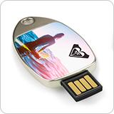 スティック型USBメモリ(FIN)