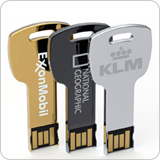キー型USBメモリ