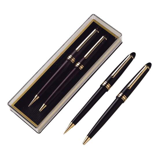 エンペラーボールペン・シャープペンセット商品画像1