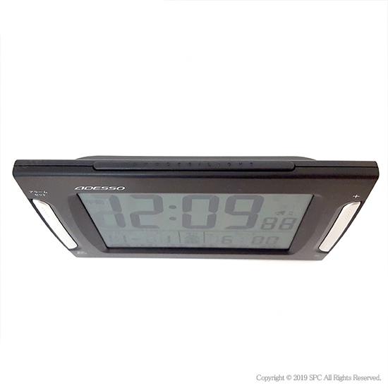 ダブルアラーム電波時計 No.40