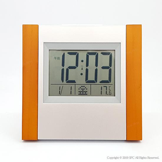 ウッド電波時計 No.25