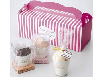 Hana Cafe アイスクリーム(S) トリオギフト