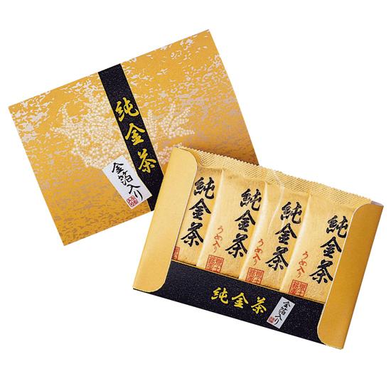 純金茶商品画像1