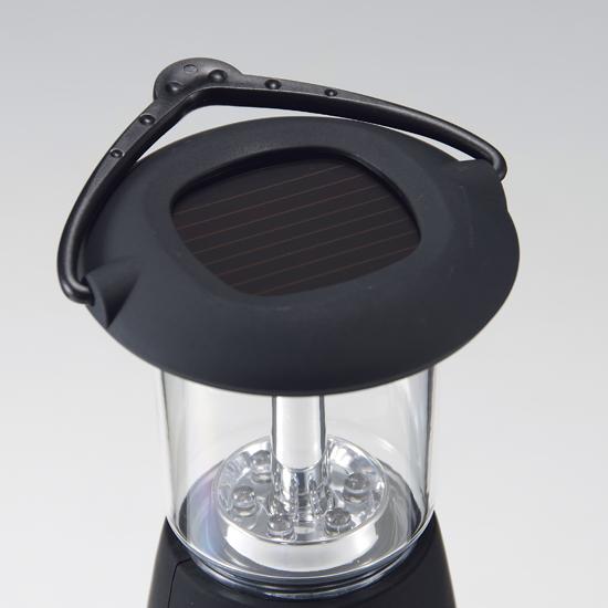 ポルカ 2WAY充電LEDランタン 【4大特典付き】