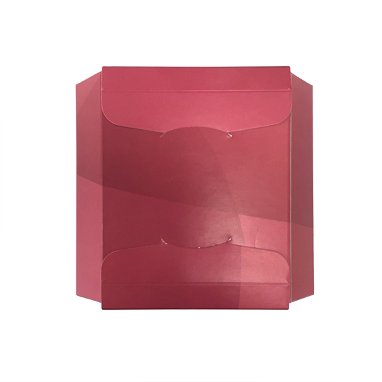 オリジナルデザイン対応「ゴーフレット」バニラ 5枚 窓明き箱入り