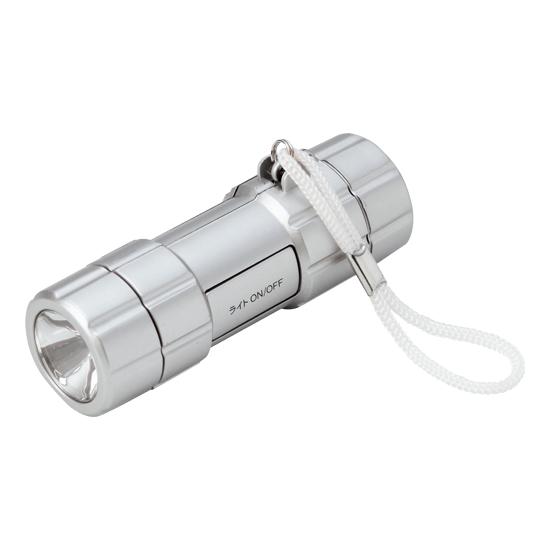 防犯ブザー付防滴ライト商品画像1