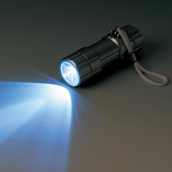 防犯ブザー付防滴ライト商品画像4