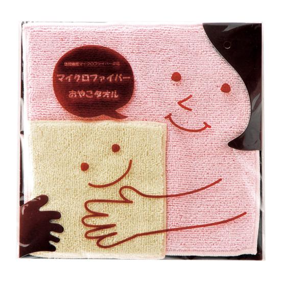マイクロファイバーおやこタオル商品画像2