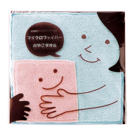 マイクロファイバーおやこタオル商品画像3