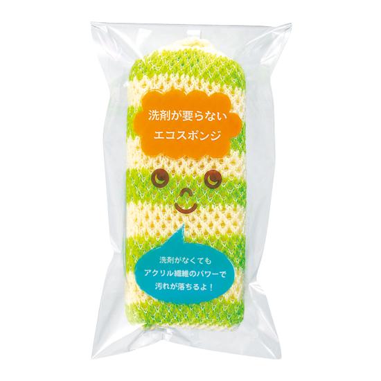 洗剤が要らないエコスポンジ商品画像4