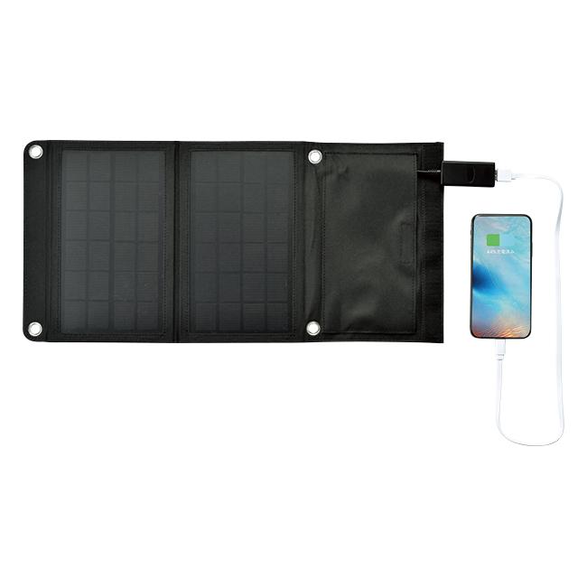 マルチ充電 ソーラーパネル