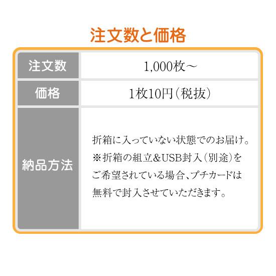 ギフト折箱(カード型USBメモリ専用)商品画像13