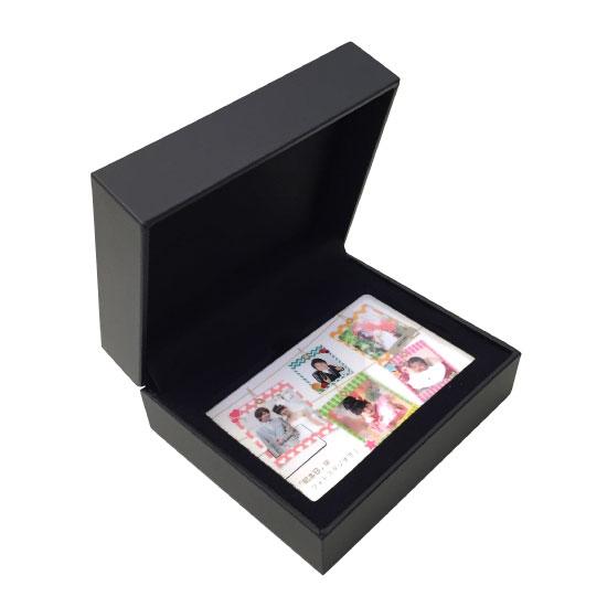 カード型usbメモリ専用高級箱