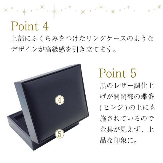 ギフト高級箱(カード型USBメモリ専用)商品画像3
