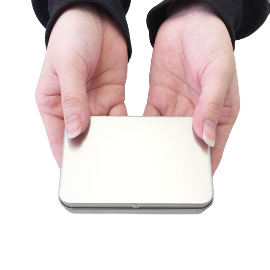 ブリキ容器(カード型USBメモリ専用)商品画像8