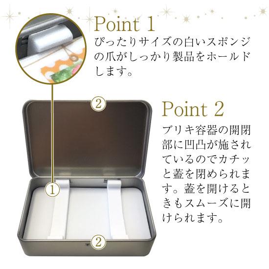 ブリキ容器(カード型USBメモリ専用)商品画像2