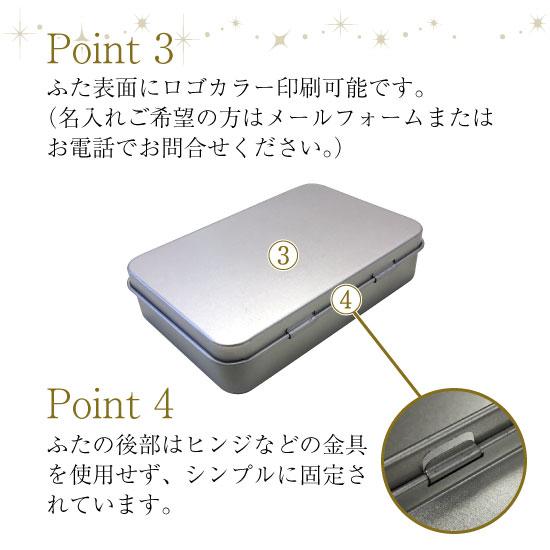 ブリキ容器(カード型USBメモリ専用)商品画像3