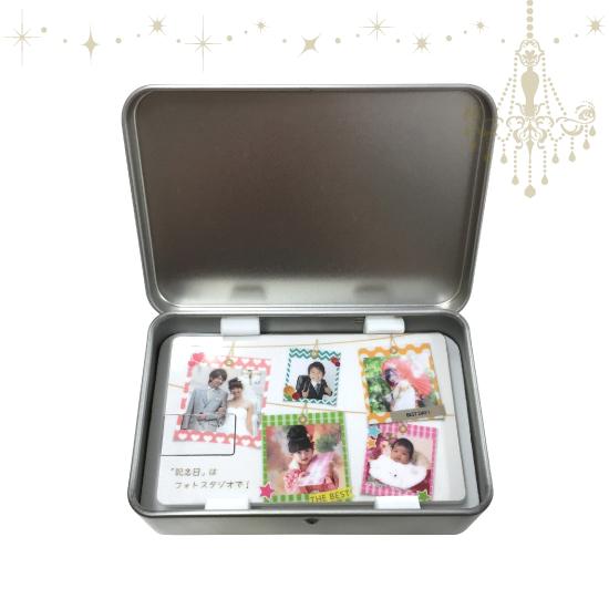 ブリキ容器(カード型USBメモリ専用)商品画像4
