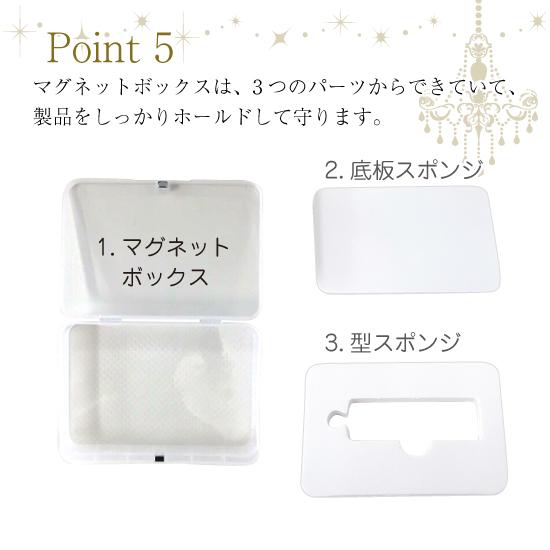 マグネットボックス(USBメモリ専用)商品画像4