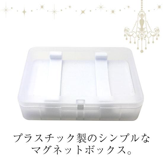 マグネットボックス(カード型USBメモリ専用)商品画像1