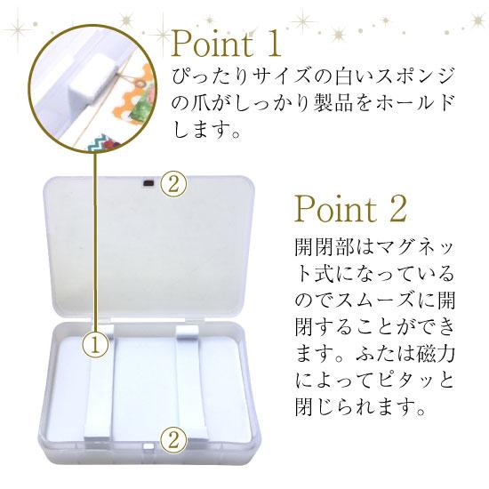 マグネットボックス(カード型USBメモリ専用)商品画像2