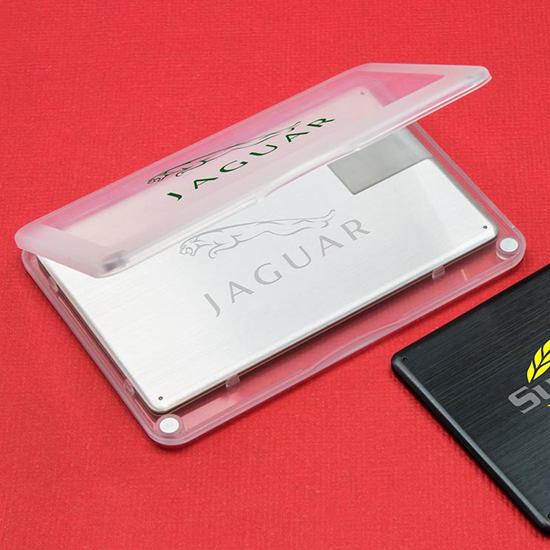 カード型usbメモリ専用マグネットボックス 周年記念品