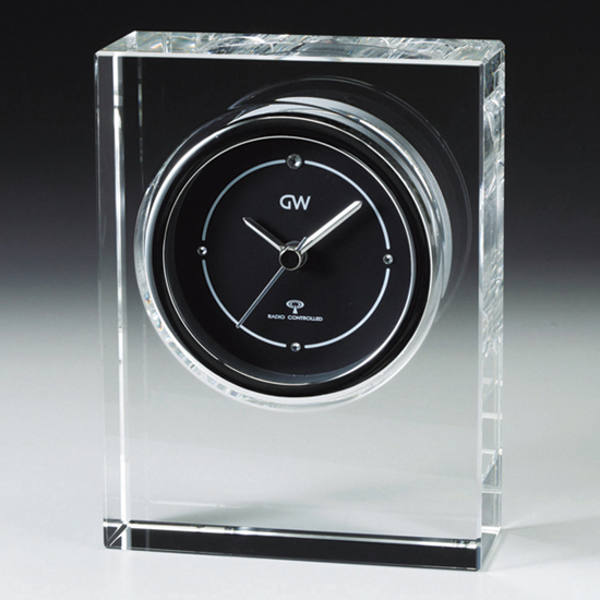 グラスワークスナルミ 【ノヴァ】 電波時計