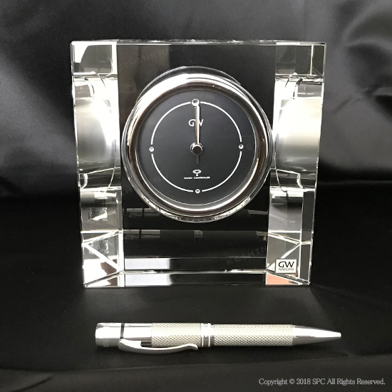 グラスワークスナルミ 【ステラ】 電波時計
