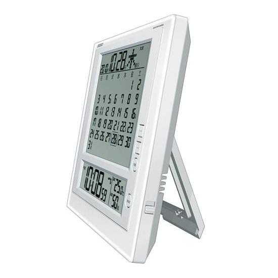 SEIKO 電波デジタル時計(掛置兼用)No.70