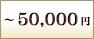 ~50,000円