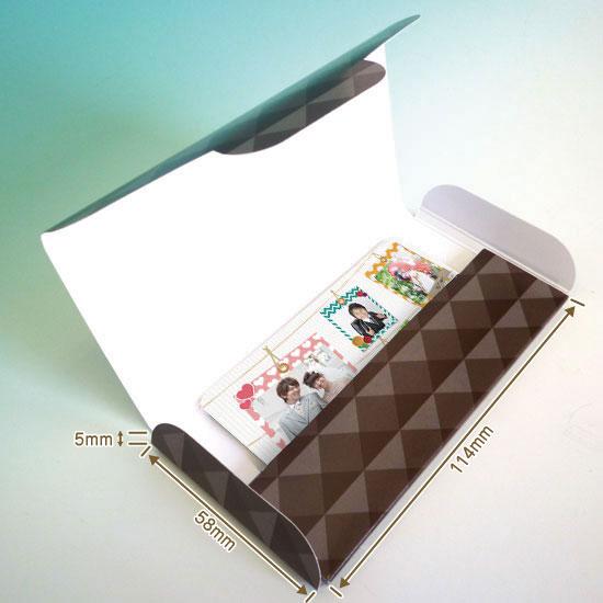 ギフト折箱(カード型USBメモリ専用)商品画像2
