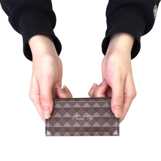 ギフト折箱(カード型USBメモリ専用)商品画像7