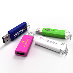 スティック型USBメモリ(GYR)