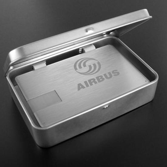 名入れUSBメモリ:カード型USBメモリ(アルミタイプ)画像2