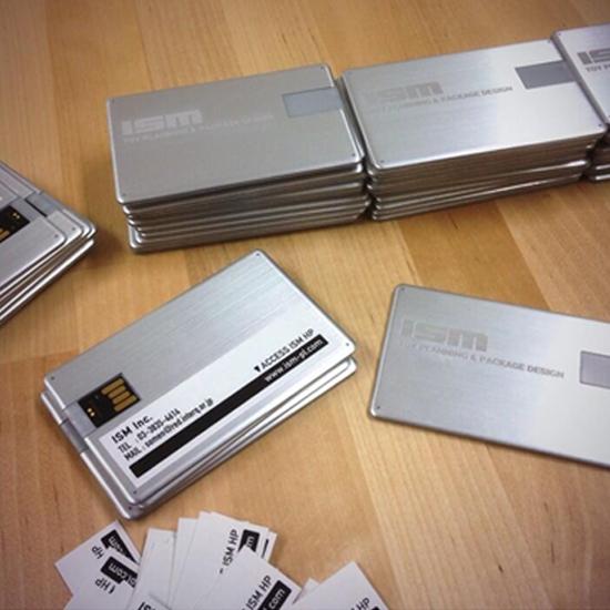 名入れUSBメモリ:カード型USBメモリ(アルミタイプ)画像8