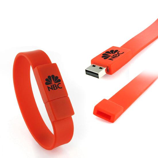 名入れUSBメモリ:リストバンド型USBメモリ(LIZ)画像3
