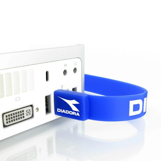 名入れUSBメモリ:リストバンド型USBメモリ(LIZ)画像4