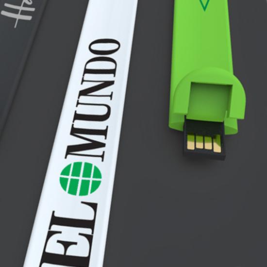 名入れUSBメモリ:リストバンド型USBメモリ(SLA)画像5