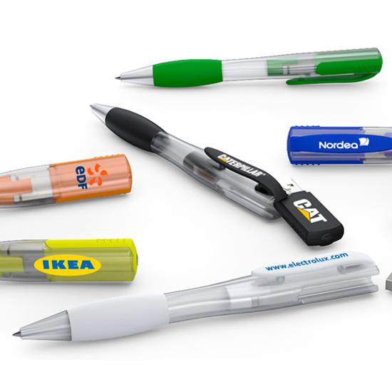 名入れUSBメモリ:ボールペン兼用USBメモリ(INK)画像3