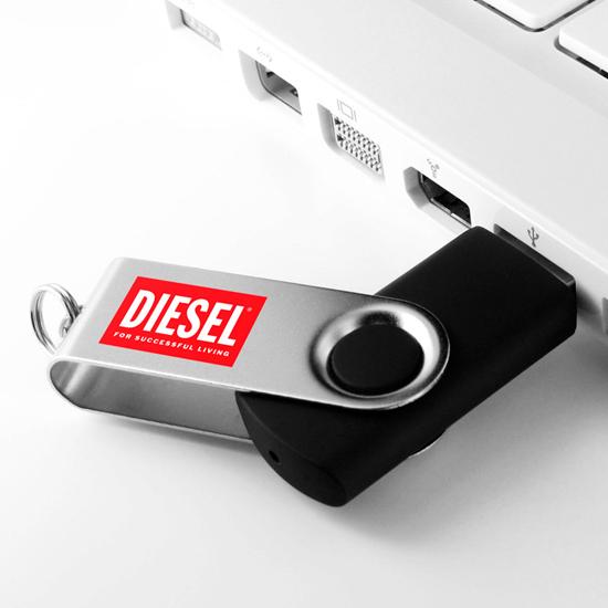 名入れUSBメモリ:スティック型USBメモリ(TWI)画像1