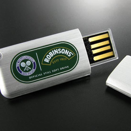 名入れUSBメモリ:スティック型USBメモリ(HAL)画像1