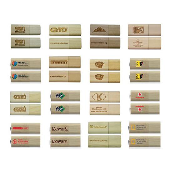 名入れUSBメモリ:木製スティック型USBメモリ画像16
