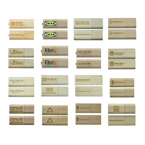 名入れUSBメモリ:木製スティック型USBメモリ画像17