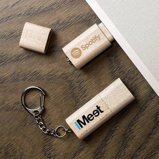 名入れUSBメモリ:木製スティック型USBメモリ画像5