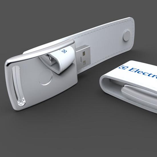 名入れUSBメモリ:レザーカバー型USBメモリ画像2