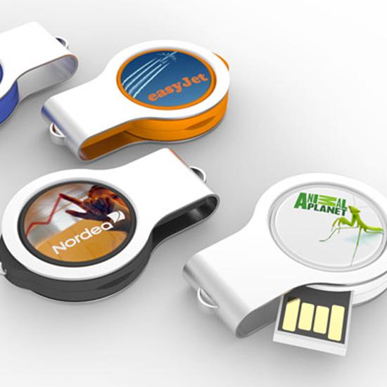 名入れUSBメモリ:LEDライト内蔵USBメモリ画像1