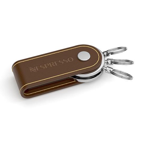 キーホルダー型USBメモリ(SW)画像1
